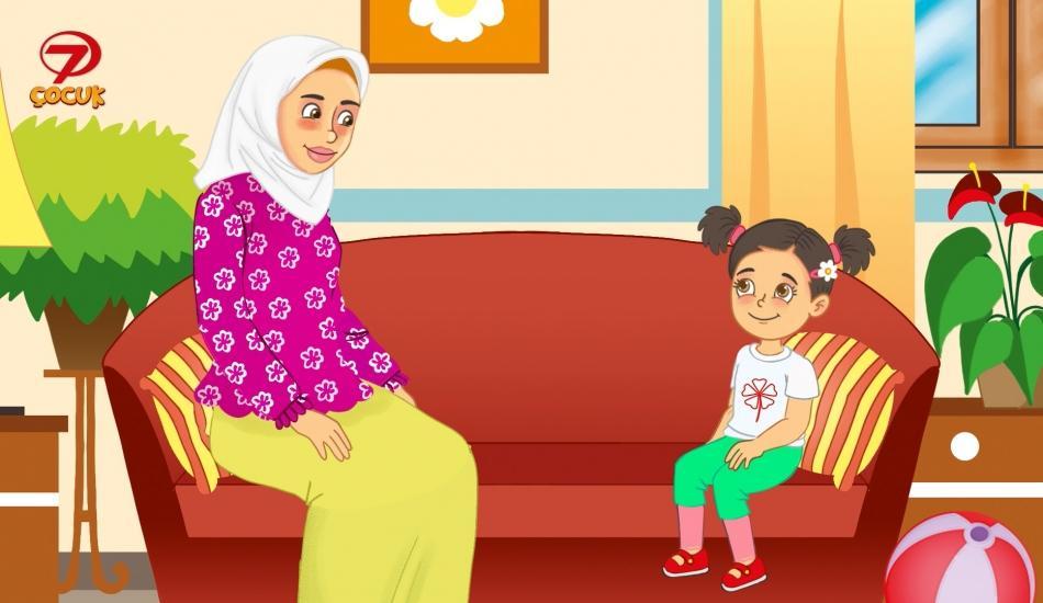 Meraklı Çocuk ile Annesi: Kur'an