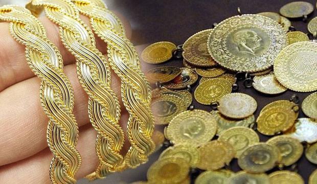 12 Kasım Altın fiyatları düşüşte! Gram ve çeyrek altın alış satış fiyatları