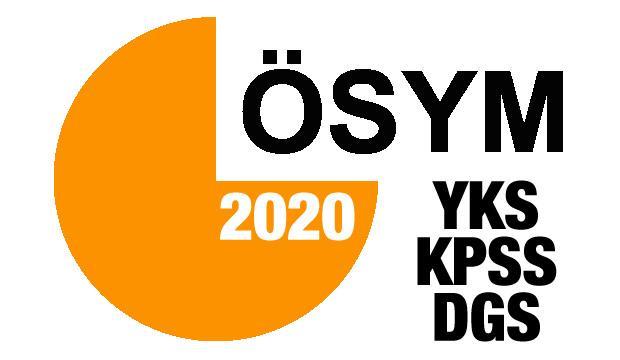 2020 ÖSYM sınav takvimi ne zaman yayınlanacak? KPSS, YKS, DGS sınav tarihleri açıklandı mı?