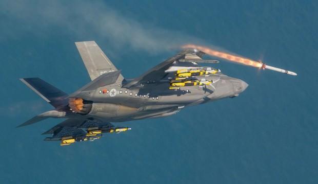 50 milyon dolarlık sipariş! F-35 füzeleri için imzalar atıldı