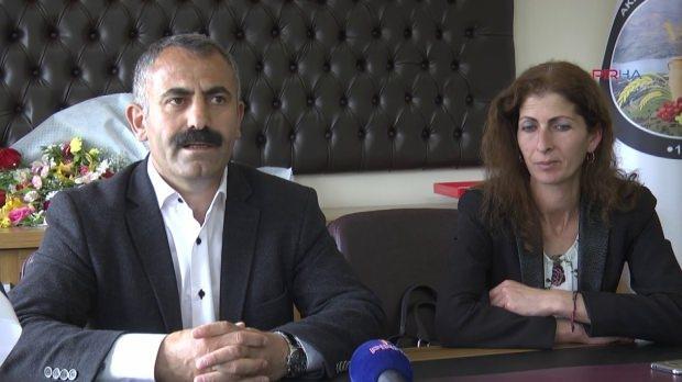 HDP'li Orhan Çelebi