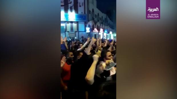 Protestolar gece de devam ediyor...