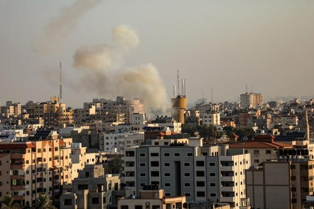 İsrail Gazze'ye saldırılarına devam diyor...