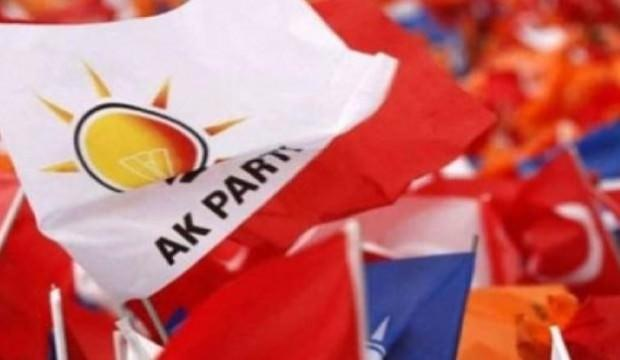 AK Parti'de 2 il başkanı daha istifa etti