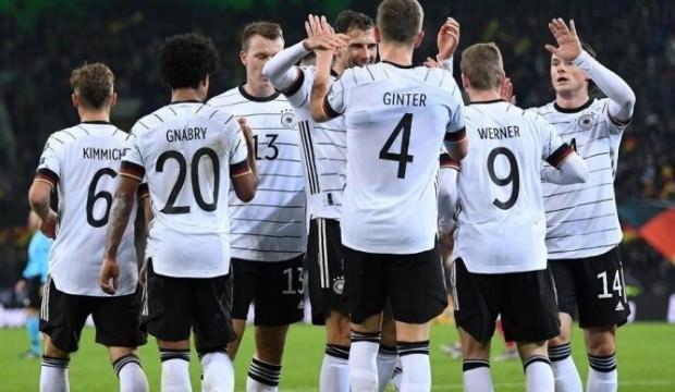 Almanya 4 golle EURO 2020'de!