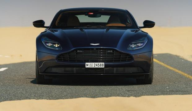 Aston Martin'in canavarı Türkiye'de