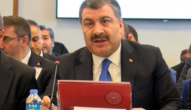 Sağlık Bakanı Fahrettin Koca: Önemli bir başarıya imza attık