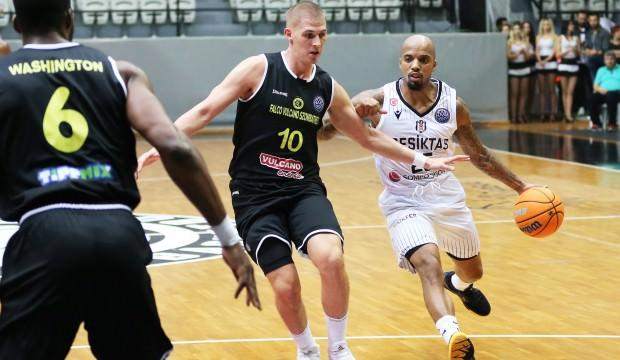 Beşiktaş Sompo Sigorta ikinci galibiyetini farklı aldı