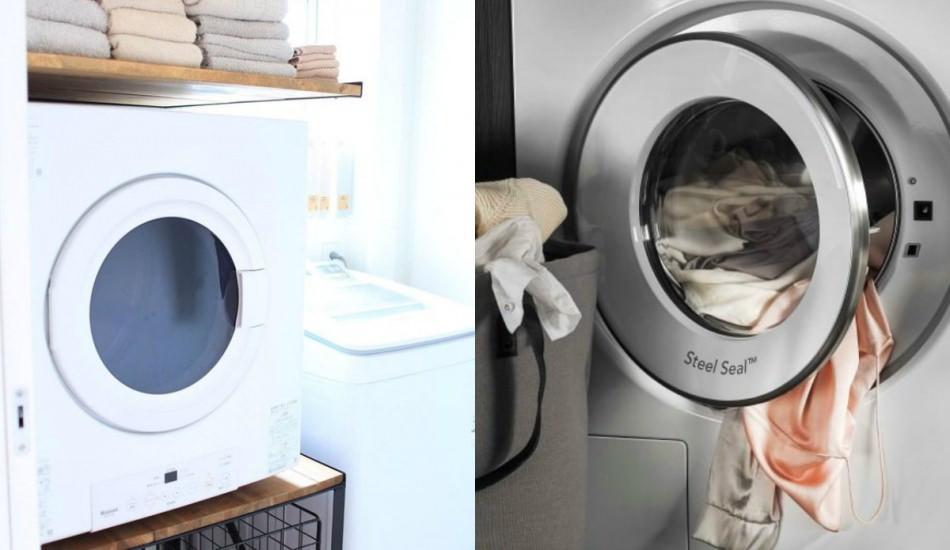 Çamaşır makinesi kurutmalı mı olmalı kurutmasız mı?