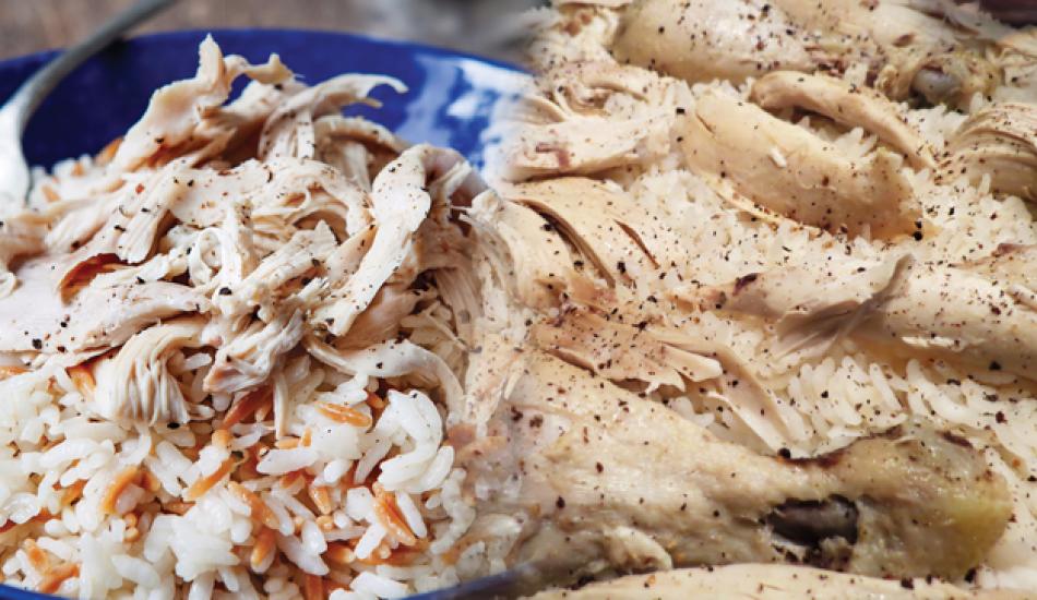 En lezzetli tavuklu pilav nasıl yapılır? Pratik tavuklu pilav