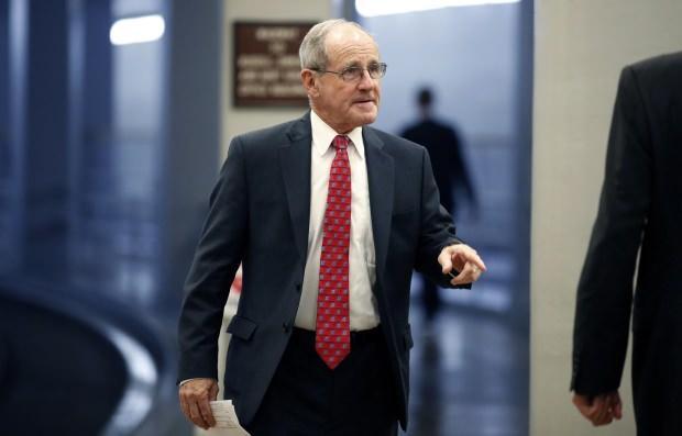 ABD Senatosu Dış İlişkiler Komitesi Başkanı Cumhuriyetçi Jim Risch...