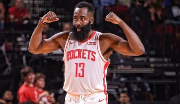 Harden'dan Clippers potasına 47 sayı