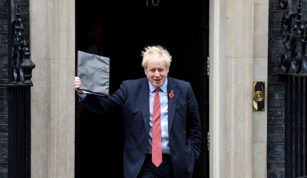 Boris Johnson 30 yılın en büyük zaferini kazandı!