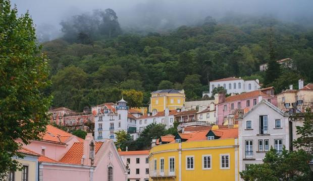 Lizbon'a 28 kilometre uzaklıkta bir masal kitabı: Sintra Kasabası