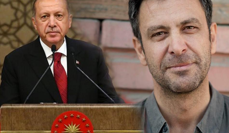 Nejat İşler Başkan Erdoğan'ın hayatını anlatan filmde rol almak istedi!