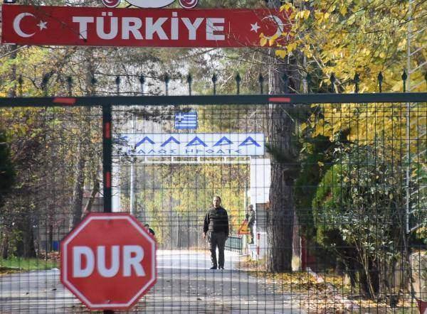 Son dakika haberi: Türkiye-Yunanistan arasındaki tampon bölgede kalan terörist ABD'ye gönderildi.