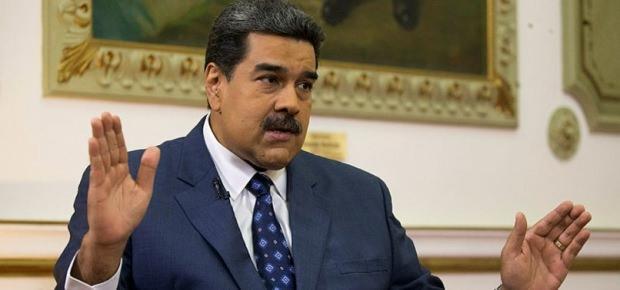 Maduro'dan Bolivya açıklaması