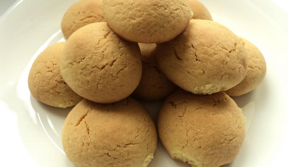 Sade çok kolay kurabiye tarifi
