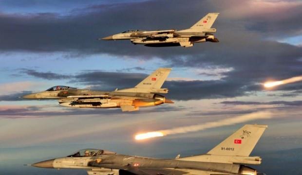 Son dakika haber: Irak'ın kuzeyine hava harekatı