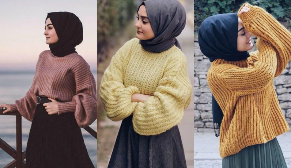 Yeni trend: Karpuz kol kazaklar