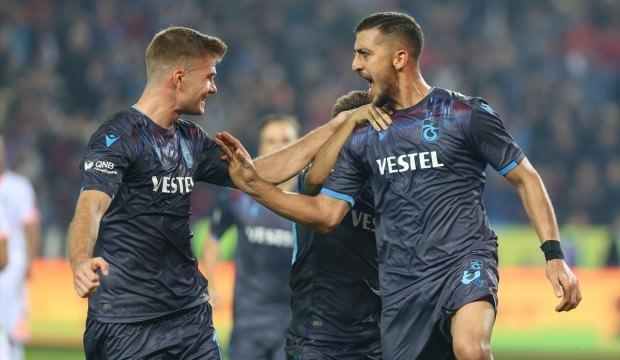 """Trabzon yerel basını; """"Siz topunuz gelin"""""""