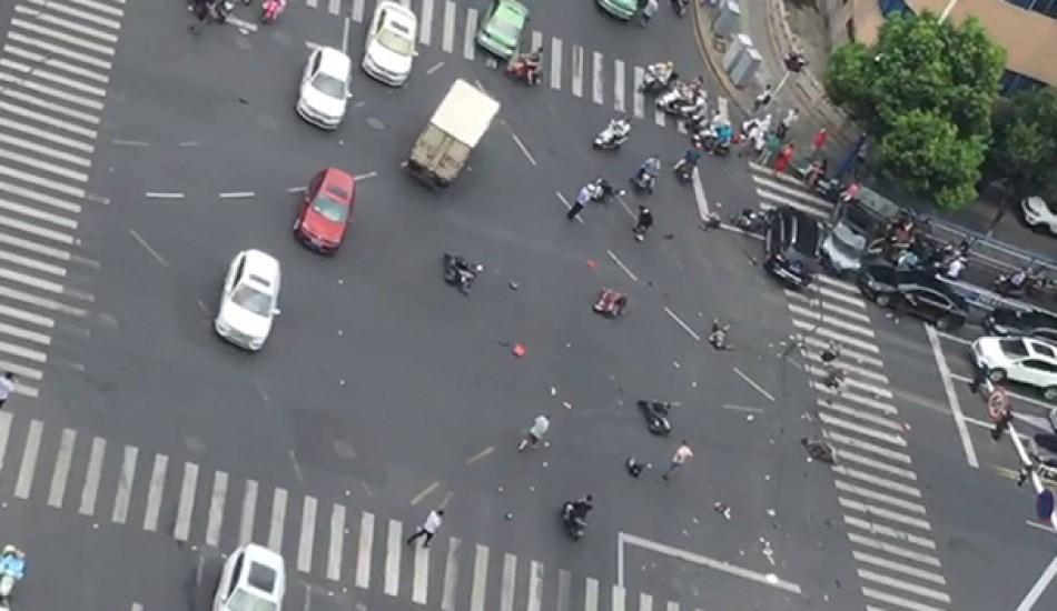 Trafik kurallarını ihlal edenler yandı!