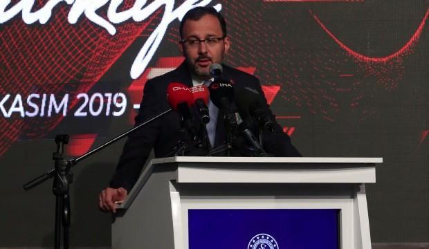 Türkiye Spor Turizmi Çalıştayı'nda büyük projeler!