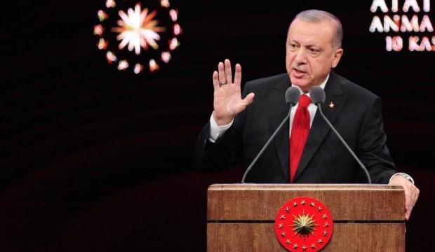 Erdoğan'dan İBB'nin 'temel atmama' törenine tepki