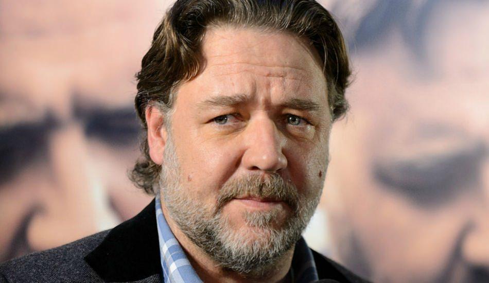 Ünlü aktör Russell Crowe'nin çiftliği yandı