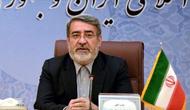 İran İçişleri Bakanı Abdurrıza Rahmani Fazli...