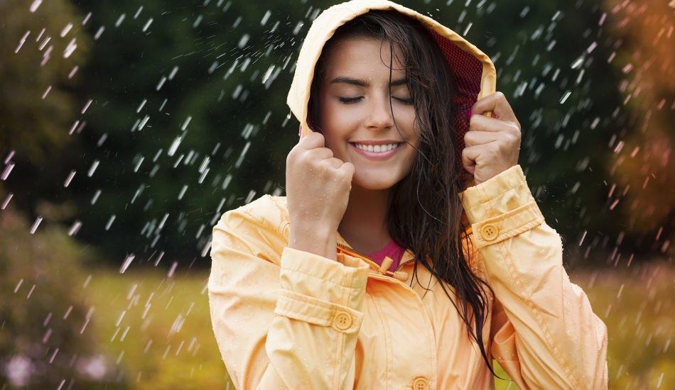 Yağmur suyunun cilde ve saçlara faydaları nelerdir?