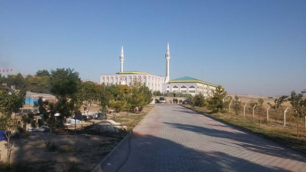 Eskişehir'deki Buhara Köyü.