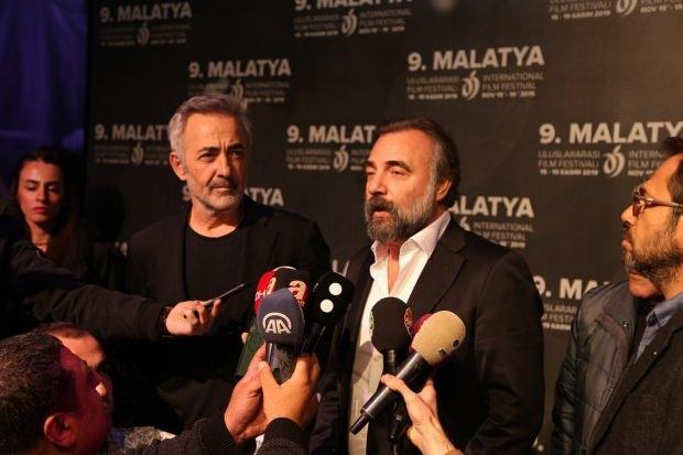 Mehmet Aslantuğ ve Oktay Kaynarca