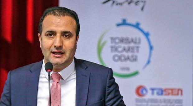 Torbalı Ticaret Odası Başkanı Abdulvahap Olgun