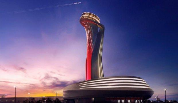 İstanbul Havalimanı'nda günde ortalama 1.204 sefer yapıldı