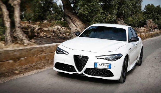 Makyajlı Alfa Romeo Giulia tanıtıldı