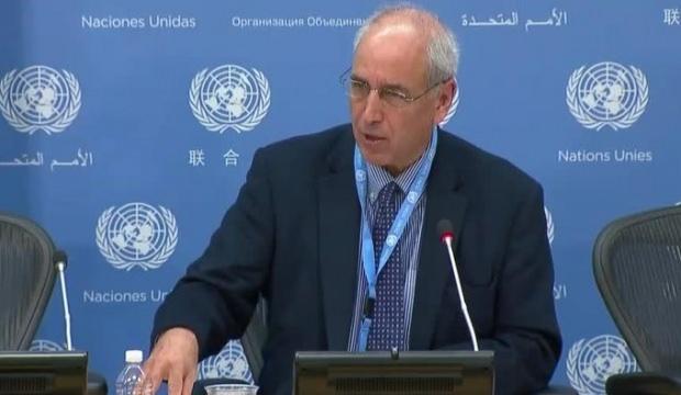 BM Filistin Raportöründen 'ABD'nin İsrail kararına' kınama