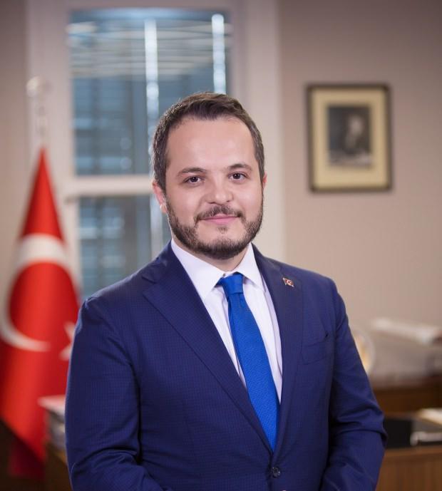 Cumhurbaşkanlığı Yatırım Ofisi Başkanı Arda Ermut