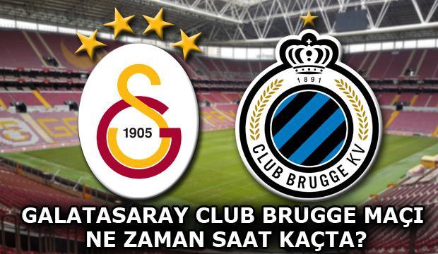 Galatasaray Club Brugge maçı saat kaçta ve hangi kanalda? İşte muhtemel 11'ler
