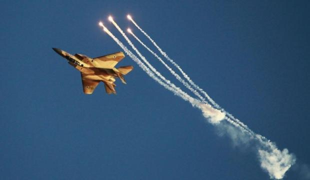 İsrail'den İran milislerine ve Suriye ordusuna hava saldırısı