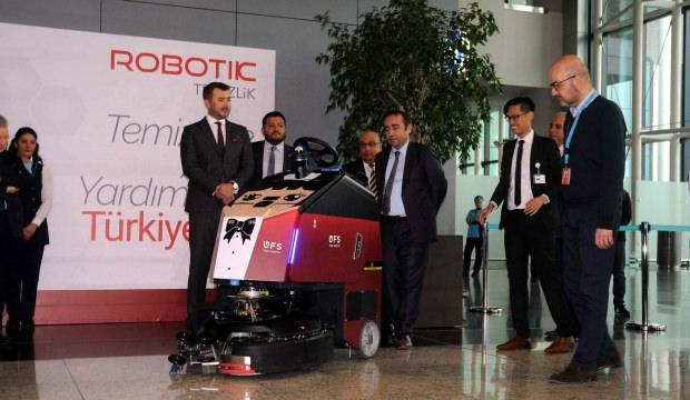 İstanbul Havalimanı'nda yeni dönem! Artık onlar çalışacak