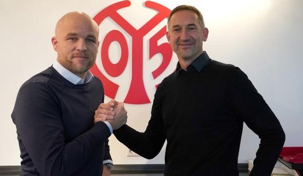 Mainz'in yeni teknik direktörü açıklandı