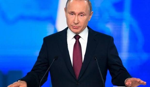 Putin'den istihbarata İHA yetkisi