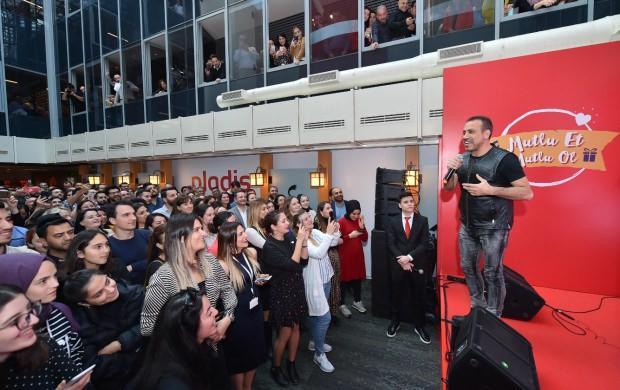 Yıldız Holding 'Mutlu Et Mutlu Ol Günü'nü kutladı