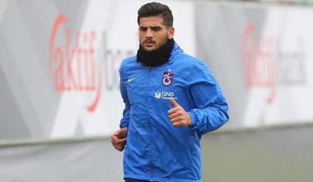 Trabzonspor'da Abdurrahim Dursun şanssızlığı