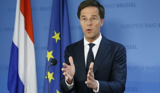 Hollanda Başbakanından itiraf: Türkiye'den almak zorundayız
