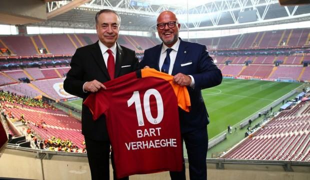 Club Brugge Başkanı: G.Saray Türkiye'nin en büyüğü