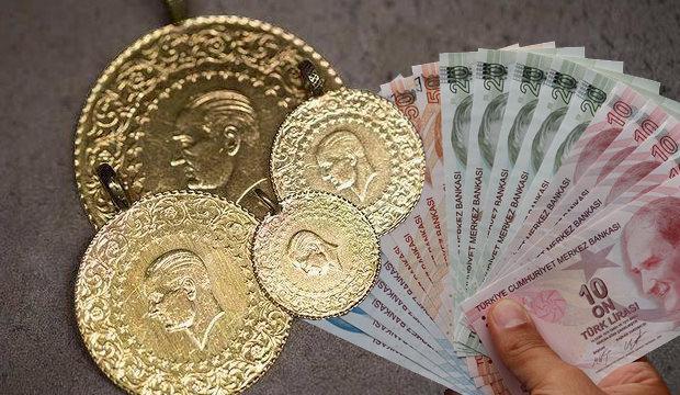 28 Kasım Altın fiyatları düşüşe geçti Gram altın, Çeyrek altın ve bilezik ne kadar?