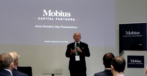 Mobius Capital Partnes
