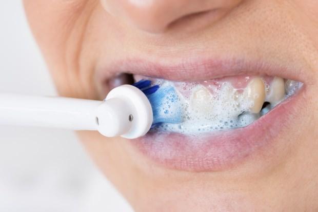 diş fırçası kullanımı